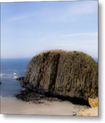 Oregon Coast 4 Metal Print