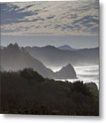 Oregon Coast #4 Metal Print