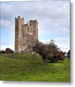 Orford Castle - England Metal Print