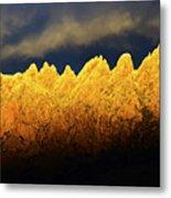 Organ Mountains Land Of Enchantment 1 Metal Print