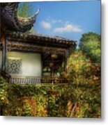 Orient - A Place To Pray  Metal Print