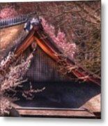 Orient - Shofuso House Metal Print