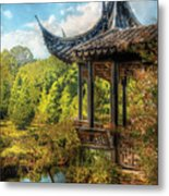 Orient - From A Chinese Fairytale Metal Print