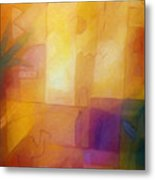 Oriental Dream Metal Print