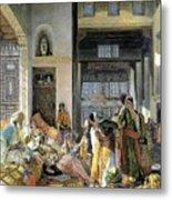 Orientalism Metal Print