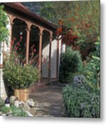 Original Ortega Adobe, Built In 1842 Metal Print