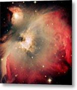 Orion Nebula Redux Metal Print