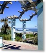Ormond Beach Metal Print