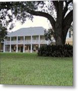 Ormond Plantation Metal Print