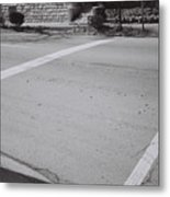 Ormsby Ave. 7 Bw Metal Print
