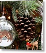 Ornament 228 Metal Print