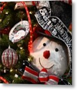 Ornament 239 Metal Print