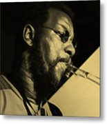 Ornette Coleman Collection Metal Print