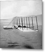 Orville Wright, 1901 Metal Print
