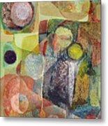Os1961dc002bo Abstract Landscape Potosi 17x22.25 Metal Print