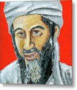 Osama Metal Print