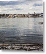 Oslo Waterfront Metal Print