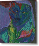 Oso Lovely Metal Print