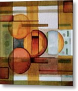 Other Dimensions  Metal Print