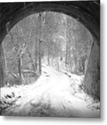Other Side Metal Print
