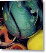 Other Worlds I Metal Print