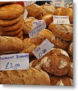 Our Daily Bread Metal Print