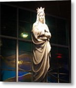 Our Lady Metal Print