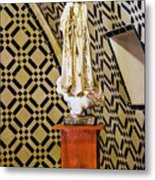Our Lady Of Fatima Metal Print