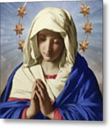 Our Lady Of Health Metal Print