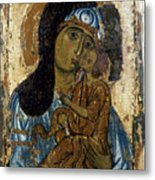 Our Lady Of Tenderness Metal Print