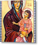 Our Lady Of The Snows  Metal Print