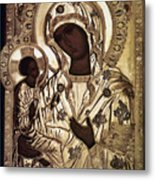 Our Lady Of Yevsemanisk Metal Print