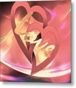 Our Love  Metal Print