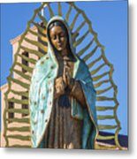 Our Mother Of Guadalupe Metal Print
