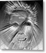 Our Souls Light The Way Metal Print