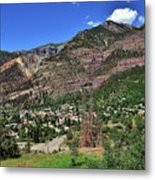 Ouray, Colorado Metal Print