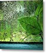 Out My Window Metal Print