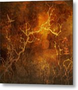 Out Of Eden Metal Print