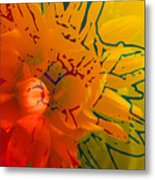 Out Of It Metal Print