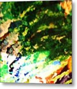Out  Of Mind  Metal Print
