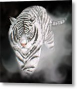 Out Of The Night Metal Print