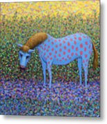 Out Of The Pasture Metal Print