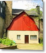 Outbuilding. Germany Metal Print