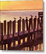 Outer Banks Metal Print