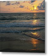 Outer Banks Morning Metal Print