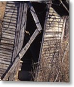 Outhouse1 Metal Print