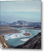Outlands Metal Print