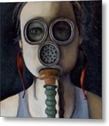Outsider 1 Metal Print