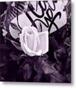 Outstanding Lover Metal Print