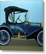 Overland 1911 Painting Metal Print